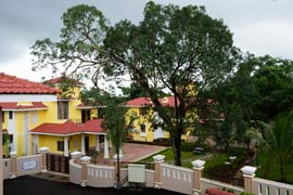 Quiet Long Home Stays Goa